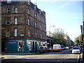 NT2474 : Corner of Cheyne Street with Raeburn Place by Stanley Howe