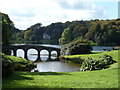 ST7733 : Stourhead: classic lake view by Chris Downer