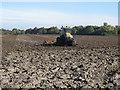 TL4150 : Preparing the land by John Sutton