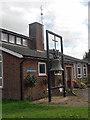 SJ8901 : Church on Pendeford Avenue by Row17