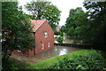 TF3387 : Louth Flood, June 2007 by Chris