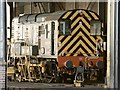 TL9826 : Railway Depot, Colchester by Dave Hitchborne