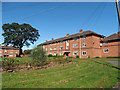 SO8896 : Flats in Warstones Gardens by Row17