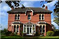 SK4776 : Edwardian house on Chesterfield Road, Barlborough by Neil Theasby