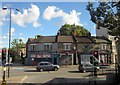 TQ2574 : Shops on Fairfield Street, Wandsworth by Derek Harper