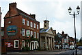 SU5113 : High Street, Botley, Hampshire by Peter Trimming
