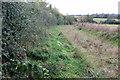 SP8528 : Path to Kingsland Farm by Philip Jeffrey