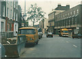 TQ2582 : Shirland Road in around 1986 by David Howard