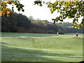 SE2928 : Middleton Park Golf Course - viewed from Middleton Park by Betty Longbottom