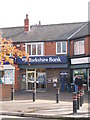 SE2928 : Yorkshire Bank - Middleton Park Circus by Betty Longbottom