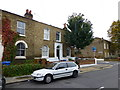 TQ3477 : House at corner of Friary and Fenham Roads Peckham by PAUL FARMER