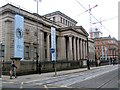 SJ8498 : Manchester Art Gallery by Paul Gillett