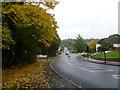 TQ3865 : Corkscrew Hill by Marathon