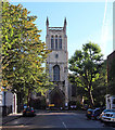 TQ3182 : St Mark, Myddelton Square by John Salmon