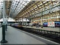 SJ8497 : Manchester Piccadilly Station by Paul Gillett