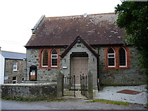 SW7045 : Mawla Methodist Church by Richard Law