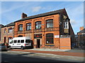 SJ8898 : Boxing Club, North Road, Clayton - Manchester by John Topping