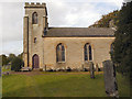 NY8577 : Wark, The Parish Church of St Michael by David Dixon