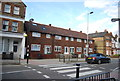 TQ3674 : Zebra crossing, Honor Oak Park by Nigel Chadwick