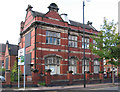 SJ8944 : Fenton - Library - Glebedale Road frontage by Dave Bevis