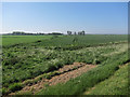 TL5172 : Fields by River Great Ouse by Hugh Venables