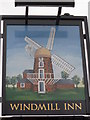 SJ7492 : The Windmill Inn by Ian S