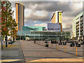 SJ8097 : The Studios, MediaCity UK by David Dixon