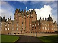 NO3848 : Glamis Castle by Andrew Abbott