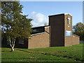 SK3431 : Sinfin Moor Church by JThomas