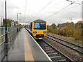 SJ8590 : East Didsbury Station by David Dixon