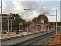 SJ8590 : East Didsbury Metrolink Terminus by David Dixon