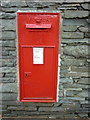 SD4198 : A Victorian letter box by Ian S