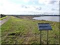 TQ5378 : Thames Path towards Erith by David Anstiss