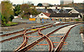 C8532 : Railway junction, Coleraine by Albert Bridge