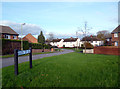 SP5201 : Meadow View Road by Des Blenkinsopp