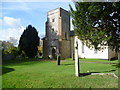 TQ4658 : St Katherine's Church, Knockholt by Ian Yarham