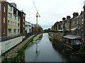 TQ2482 : Grand Union Canal, Paddington Branch by Alexander P Kapp