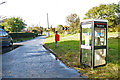 SO7817 : Phone box near Calcott's Green by David Lally