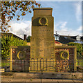 SJ8586 : War Memorial, Long Lane by David Dixon