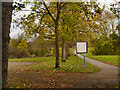 SJ8486 : Rose Vale Park, Heald Green by David Dixon