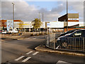 SJ8287 : The Forum, Wythenshawe by David Dixon
