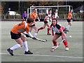 H4572 : Hockey match, Omagh : Week 45