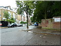 TQ2579 : Campden Hill Road, Kensington, W8 by Alexander P Kapp