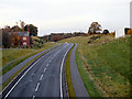 SJ8378 : A34, Alderley Edge Bypass by David Dixon