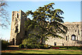 SK7954 : Newark Castle by Richard Croft