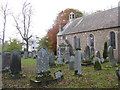 NT5530 : Bowden Kirk and Manse by M J Richardson
