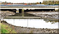 J3675 : The Connswater at the Sydenham bypass, Belfast (1) by Albert Bridge