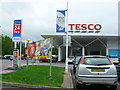 SO8219 : Tesco Stores, St Oswalds by Nigel Mykura