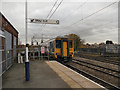 SJ8794 : Levenshulme Station by David Dixon