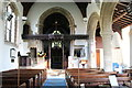SK9341 : Interior, St Nicholas' church, Barkston by J.Hannan-Briggs